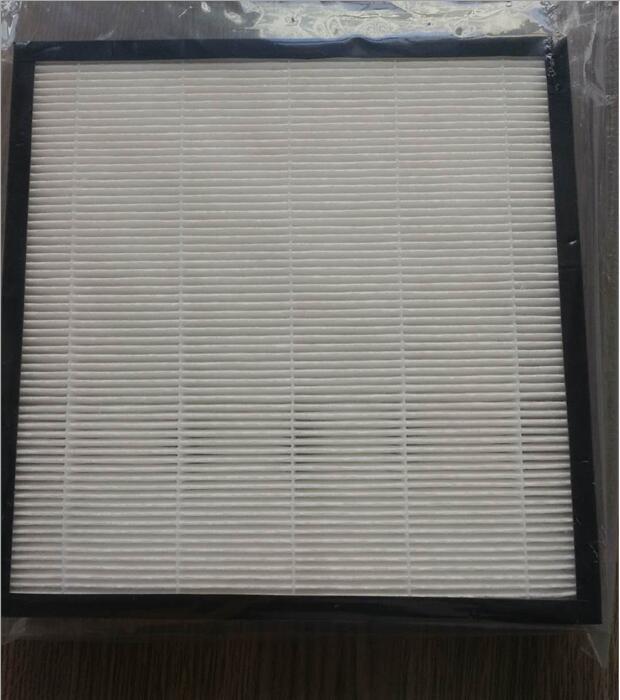 德州精久净化纸框中效过滤器