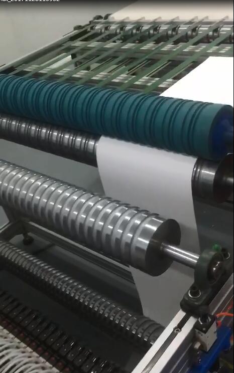 德州精久净化高效空气过滤器滤芯生产流程