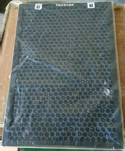 蜂窝活性炭空气过滤器