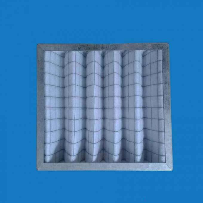 德州精久净化板式初效空气过滤器