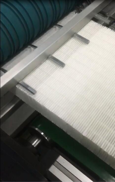 德州精久净化高效过滤器滤芯生产