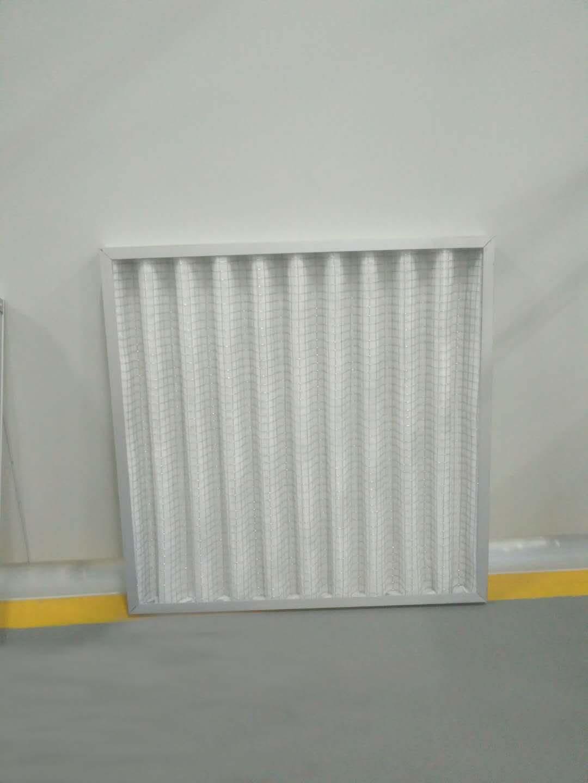 德州精久净化g4初效空气过滤器