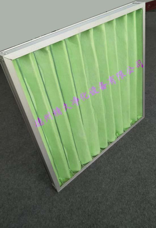 德州精久净化板式可清洗初效空气过滤器