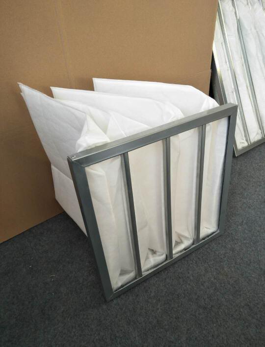 德州精久净化袋式中效空气过滤器