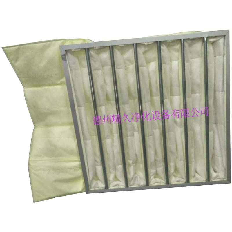 空调袋式空气过滤器