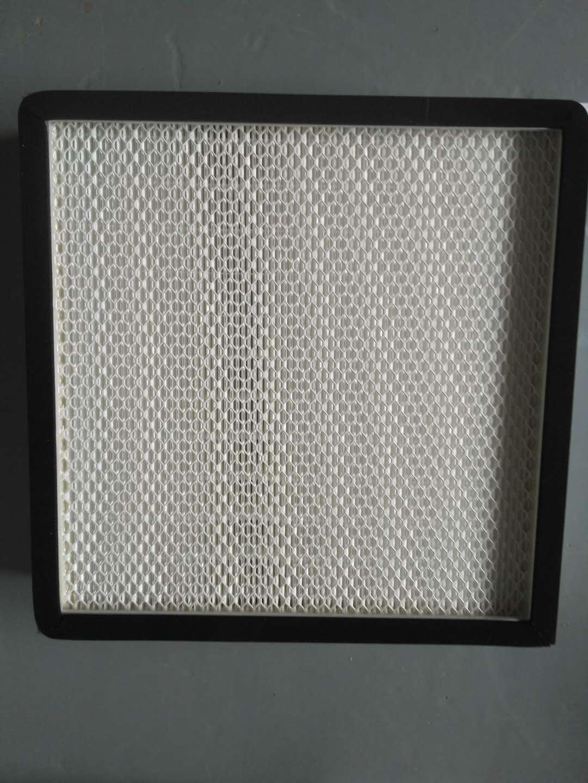 德州精久净化设备有限公司无隔板高效空气过滤器