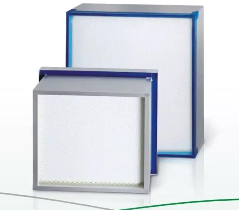 德州精久净化耐高温高效过滤器与液槽高效过滤器