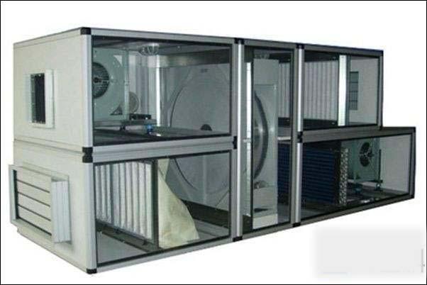 德州精久净化设备有限公司空调箱空调器过滤器