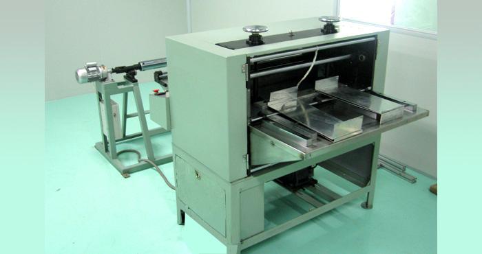 德州精久亚高效过滤器pp滤芯生产设备