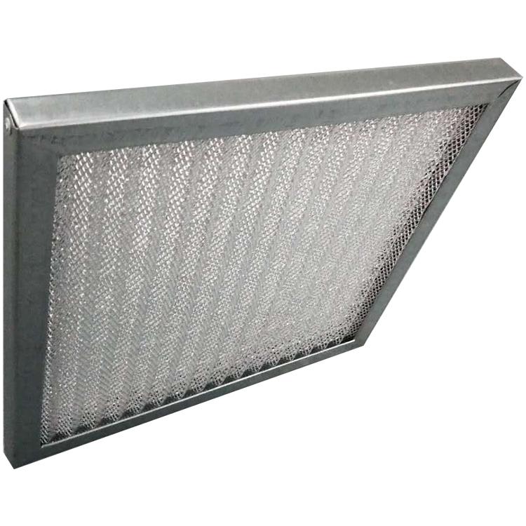 德州精久净化铝网初效空气过滤器