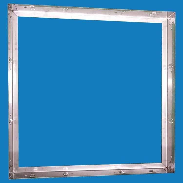 德州精久净化初中高效空气过滤器安装框