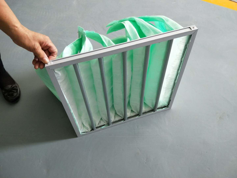 德州精久净化设备有限公司袋式中效过滤器