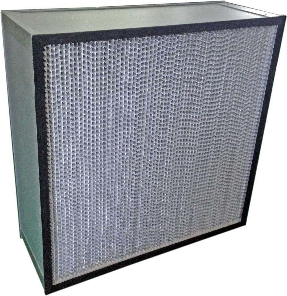 铝隔板高效过滤器