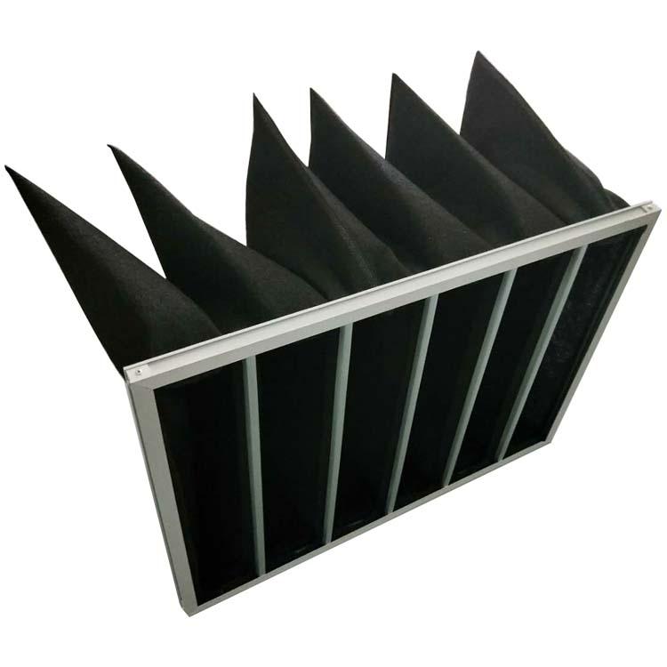 活性炭袋式空气过滤器