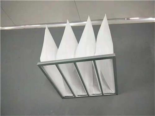 折叠式初效过滤器特点