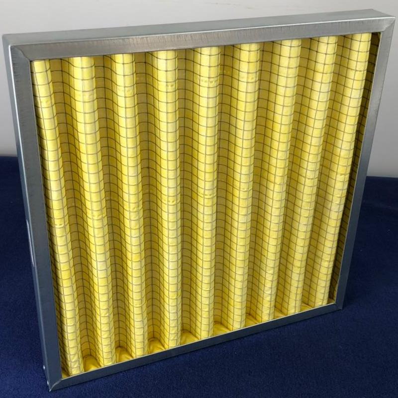 德州精久净化中效板式空气过滤器(图2)