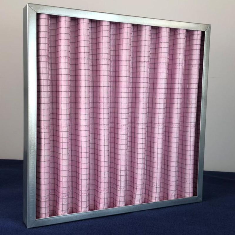 德州精久净化中效板式空气过滤器(图3)